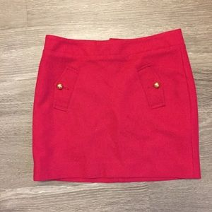 Tommy Hilfiger Pink mini skirt